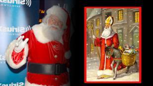 Así fue como surgió la leyenda de Santa Claus en Navidad