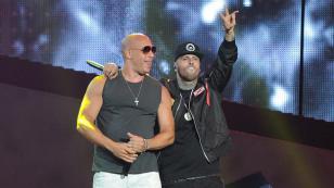 ¡Así fue la aparición de Vin Diesel en los Premios Billboard de la Música Latina!