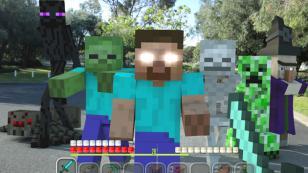 Así se vería 'Minecraft' en la vida real (¡no es tan bonito!) [VIDEO]