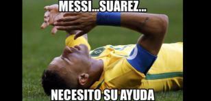 ¡Brasil y Neymar inspiran memes por mal debut en Río 2016!
