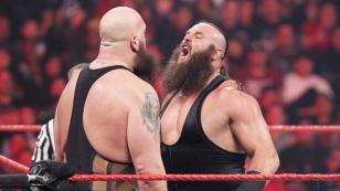 Braun Strowman derrotó al Big Show y está imparable en la WWE