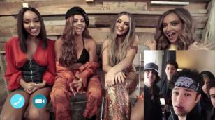 CNCO alista remix de 'Reggaetón lento' con esta agrupación femenina [VIDEO]