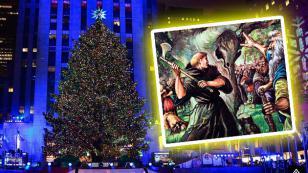 ¿Cómo surge la tradición del árbol de Navidad?
