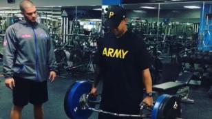Así entrena Daddy Yankee luego de que le detectaran prediabetes