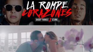 ¿Qué pasó con el video de 'La rompe corazones' de Daddy Yankee con Ozuna?