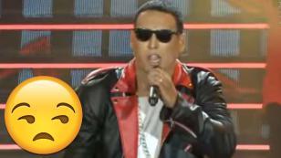 Imitador de Daddy Yankee mejoró en su última presentación, pero...