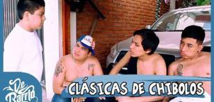 ¡Vacílate con las 'Clásicas de chibolos' de 'DeBarrio'!