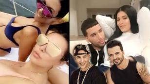 ¡Hasta las Kardashian se pegaron con 'Despacito'! [VIDEOS]