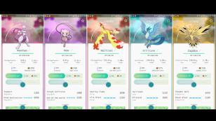 ¿Dónde están Articuno y los demás pokémones legendarios de 'Pokémon GO'?
