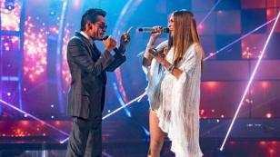 El adiós de Jennifer Lopez para la madre de Marc Anthony