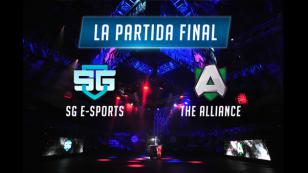 ¡El 'Dota 2', de fiesta! Espectacular final de The Final Match con victoria de The Alliance [VIDEO]