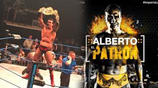 El exluchador de WWE Alberto del Río llegará a Perú como campeón de TNA