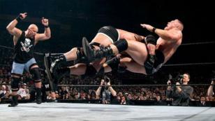Esta es la impresión de Stone Cold sobre la pelea de Goldberg y Brock Lesnar
