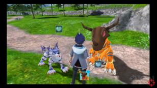 Esto es lo que se siente jugar 'Digimon World: Next Order' [VIDEO]