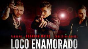 ¡Salió el video de 'Loco enamorado', colaboración de Farruko con Abraham Mateo!