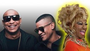 Gente de Zona se alista para hacer tributo a la gran Celia Cruz