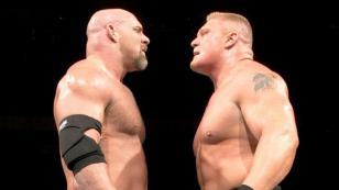 Goldberg vs. Brock Lesnar en WWE: Todos los detalles de la pelea