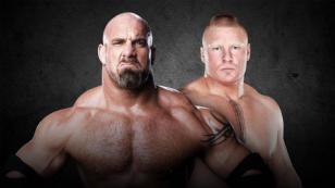 Goldberg y Brock Lesnar son rivales en WWE. Ah, pero fuera del ring…