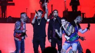 ¡Nicky Jam, Farruko, Yandel, 'Zion y Lennox' y otros artistas se juntaron en conciertazo de J Balvin!
