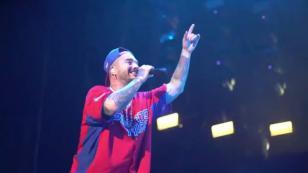 J Balvin dedica este video a Puerto Rico por la acogida de su concierto