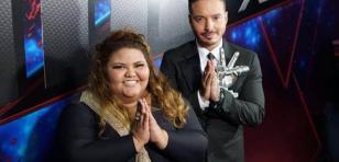 ¡J Balvin y su alumna ganaron 'La Voz México!