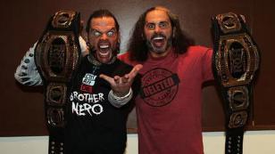 Jeff Hardy y Matt Hardy se fueron a Ring of Honor, pero su historia con WWE aún no acaba [VIDEO]