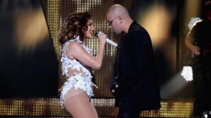 ¡Escucha un avance de lo que se traen Jennifer Lopez y Wisin!