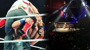 ¡John Cena regresó a WWE! Míralo aquí [FOTOS Y VIDEOS]
