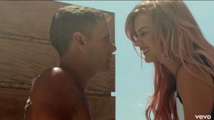 ¡Mira el videoclip de 'Loco', tema de Leslie Shaw!