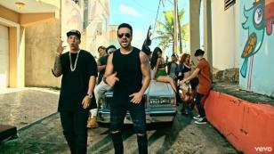 Luis Fonsi y Daddy Yankee logran doble disco de platino en España con 'Despacito'