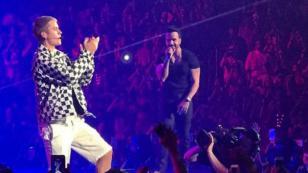 ¡Luis Fonsi y Justin Bieber cantaron 'Despacito' en Puerto Rico! [VIDEOS]