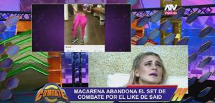 ¿Macarena Vélez protagonizó la escena de celos más ridícula de los realities?
