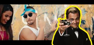 Maluma logró esto con el videoclip de 'Sin contrato' y así celebró [VIDEO]