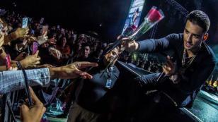 ¡No es reggaetonero! Maluma reiteró su admiración por este cantante