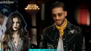 ¡Maluma le envió este mensaje a Selena Gomez! [VIDEO]