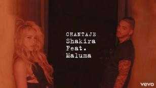 ¿Ya escuchaste 'Chantaje', tema que junta a Maluma con Shakira?