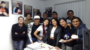 ¡Carloncho y toda la gentita de MODA celebraron el cumpleaños de Marianita!