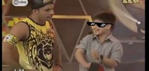 ¡Mario Hart fue troleado por un niño y esta fue su reacción!