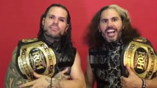 Matt Hardy y Jeff Hardy envían saludo a Perú como antesala de Imperio Lucha Libre [VIDEO]