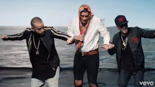 ¿Ya viste el video del remix de 'Báilame' de Nacho junto a Yandel y Bad Bunny?