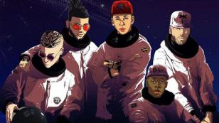 ¡Nicky Jam, Farruko y Bad Bunny se juntaron para este tema!