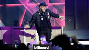 ¡Nicky Jam ganador de la categoría 'Mejor canción latina' de los Billboard!