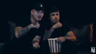 ¡Nicky Jam estrenó el video de 'Superhéroe', tema que grabó con J Balvin!