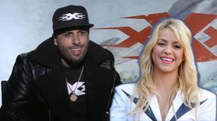 ¡Nicky Jam dio detalles del tema que prepara con Shakira!