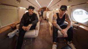 Nicky Jam y Wisin se despidieron de Ecuador con este video