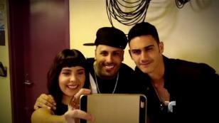 Nicky Jam, Zion & Lennox y más actúan en 'Guerra de ídolos', la nueva serie de Telemundo [VIDEO]