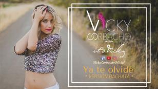 Otras grandes bachatas de Vicky Corbacho aparte  de 'Qué bonito' [VIDEOS]