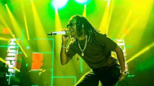 ¡Ozuna la rompió en Miami! Checa parte de su concierto [VIDEO]