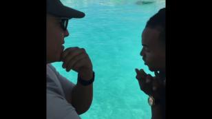 ¿Ozuna celebró su cumpleaños junto a Daddy Yankee? [VIDEO]