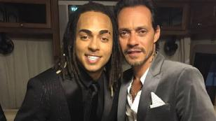 ¿Ozuna, el reggaetonero favorito de Marc Anthony?